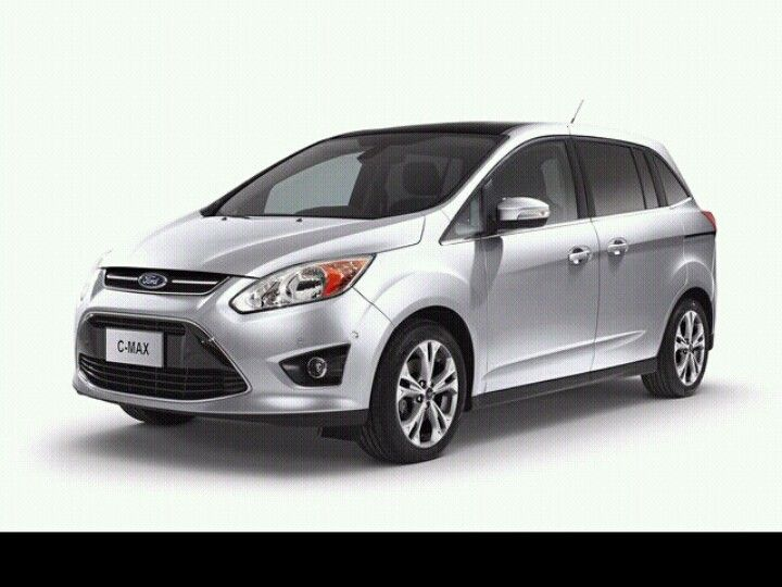 2013 Ford C Max Car Ford