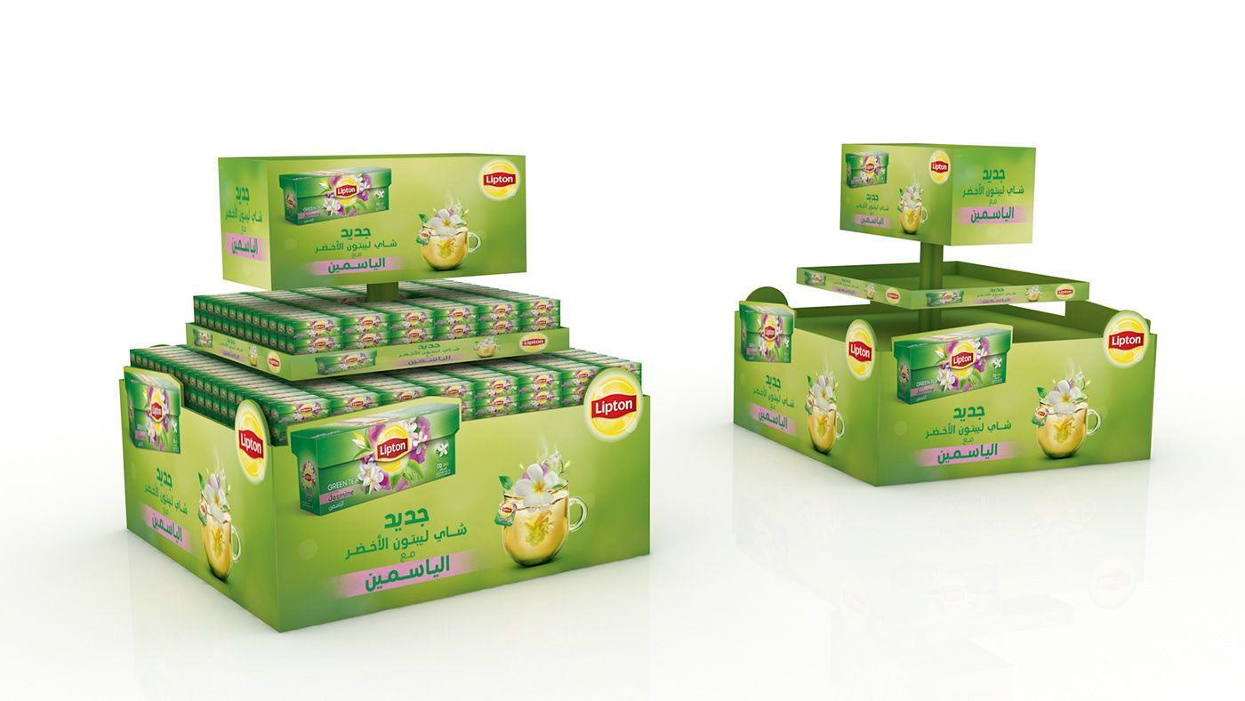 Lipton Knorr On Behance Graphic Design Advertising Knorr Lipton