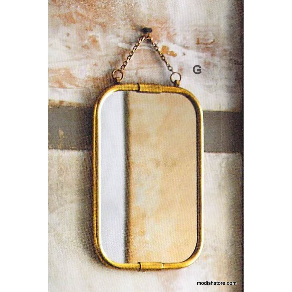 Roost Florin Mirrors | Brass mirror, Warehouse and Walls
