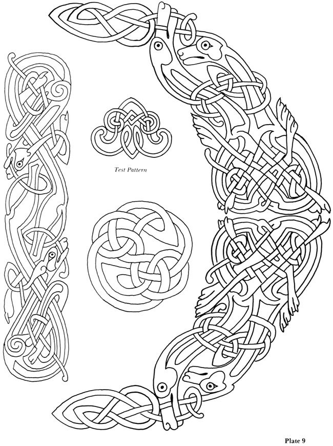 Welcome to Dover Publications | tattoos | Pinterest | Celta, Nudo ...