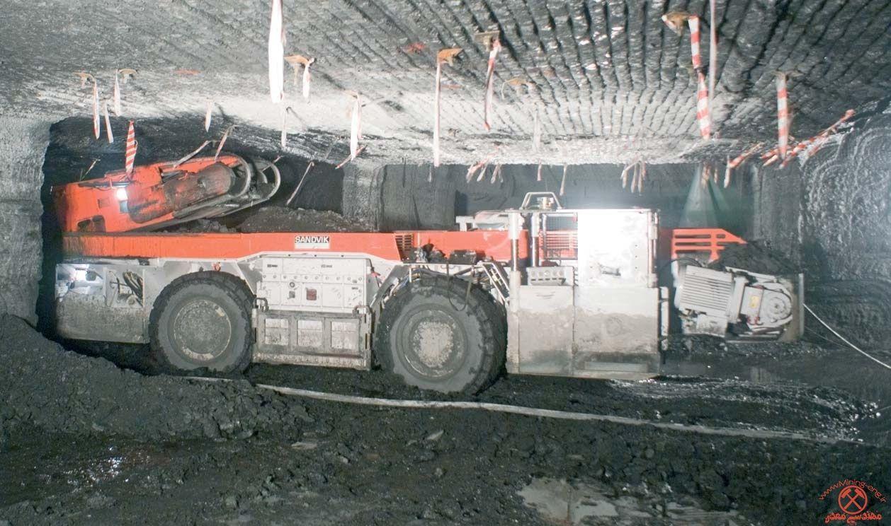 عکس هایی از ماشین آلات زیرزمینی (3)