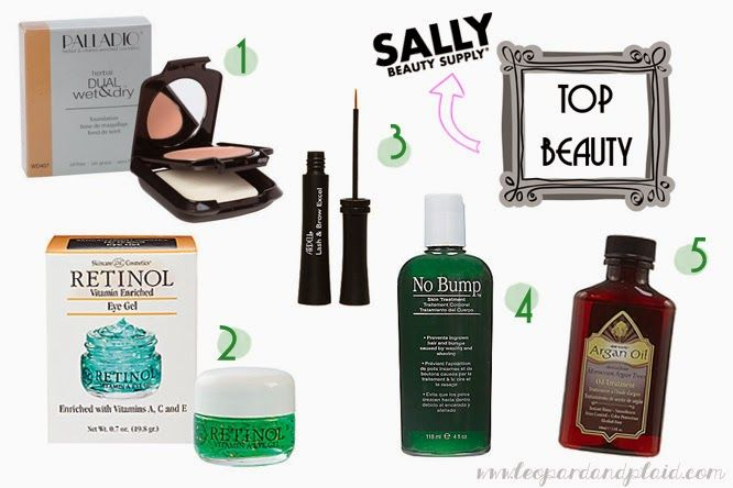 Leopard And Plaid Sallys Beauty Supply Top Products Sally Full