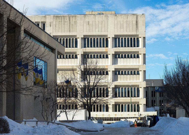 310 Broadway Centennial House Winnipeg Downtown