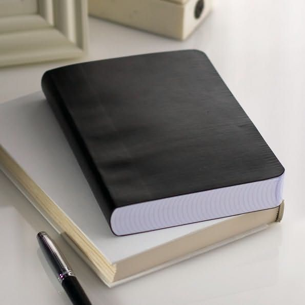 Black Soft Bound Medium Journal (With Images)