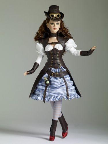 Dorothy Ste&unk Wizard Of Oz Tornado Traveler Tonner 15  Doll Figure T12OZDD02 | eBay  sc 1 st  Pinterest & Dorothy Steampunk Wizard Of Oz Tornado Traveler Tonner 15