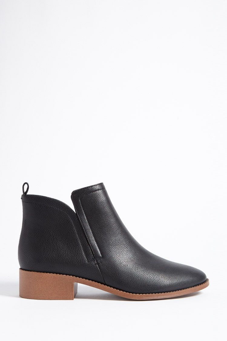 Zapatos · Faux Leather Chelsea Boots - Women - New Arrivals - 2000262155 - Forever  21 Canada English 540f392d4707