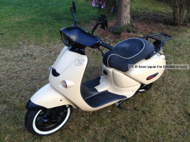 2003 Aprilia Mojito Retro Moped 25 Individual Pieces Aprilia Retro Scooter Moped