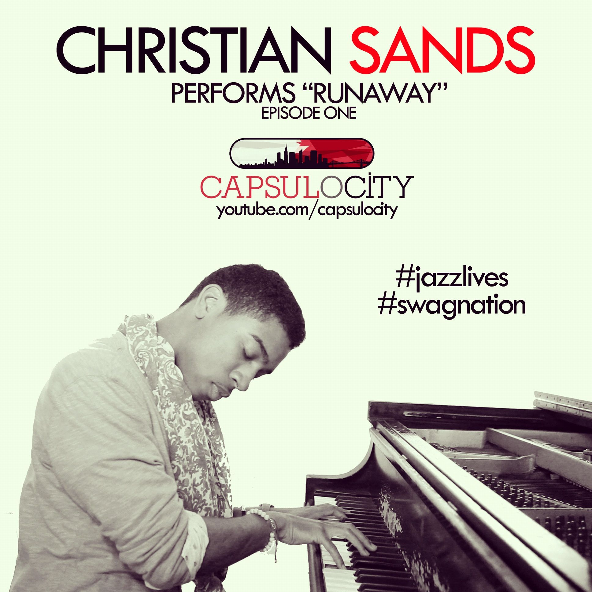 Season 1 Episode 1 Christian Sands Piano Performs Runaway By Kanye West Sand Play Performance Christian