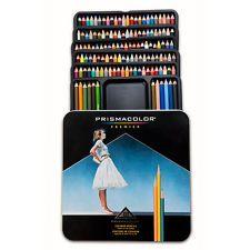 Prismacolor Premier Color Pencil Assorted Tin Set of 132