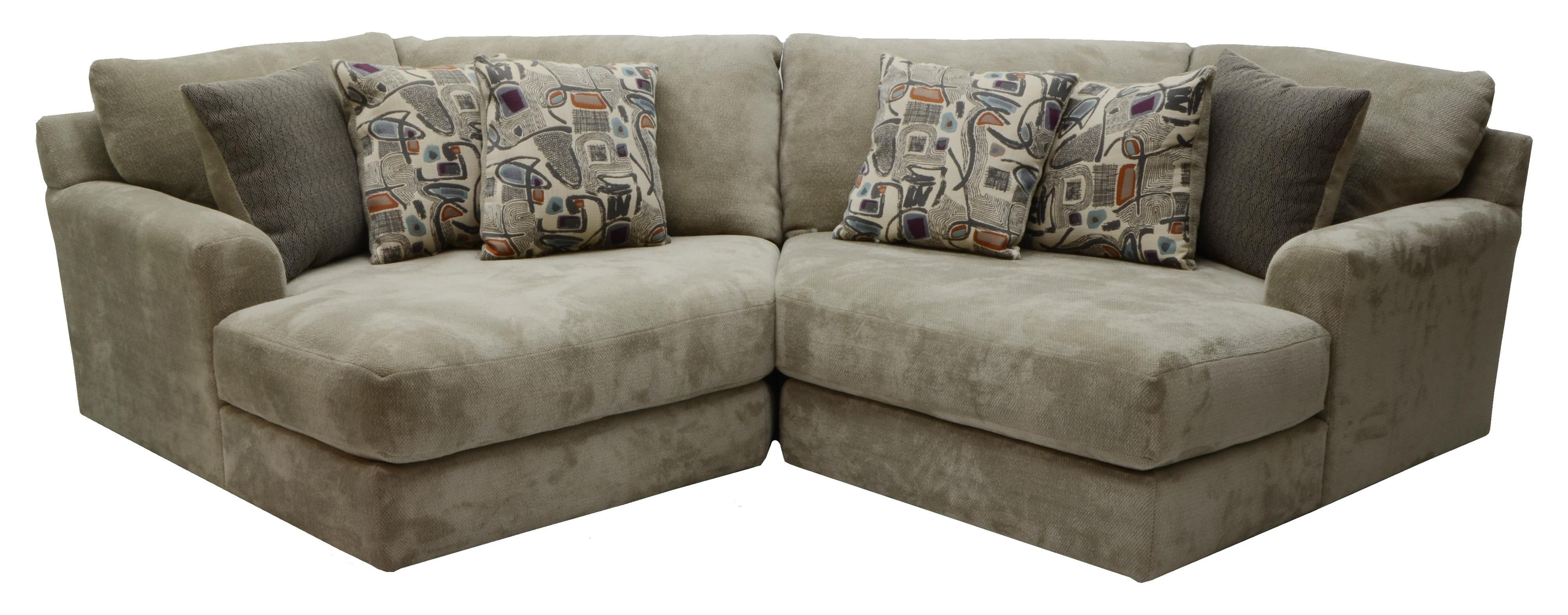Malibu Two Seat Sectional By Jackson Furniture Sectional Sofa Jackson Furniture Furniture