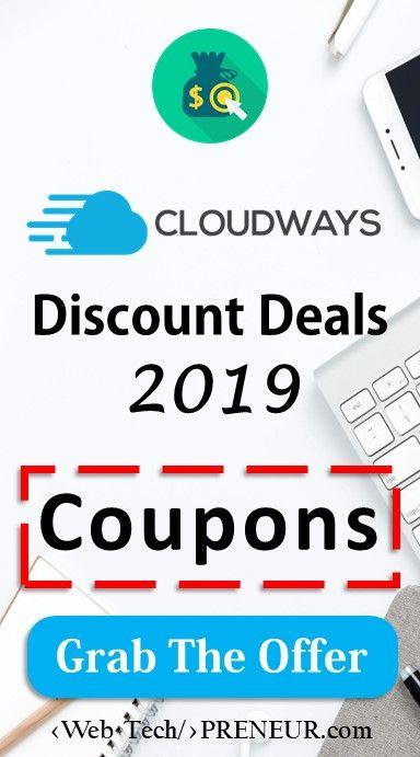 Cloudways Promo Code 2019 | Hosting Discount Coupons 2019 | Blog