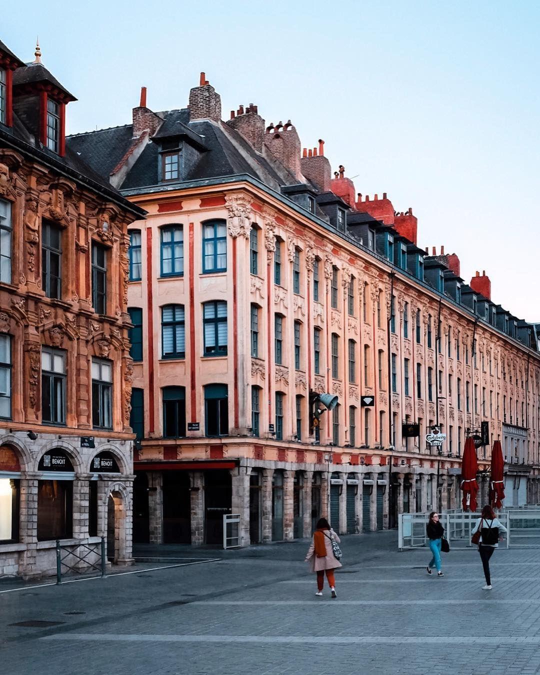 Lille, France in 2019 Lille, France, Travel