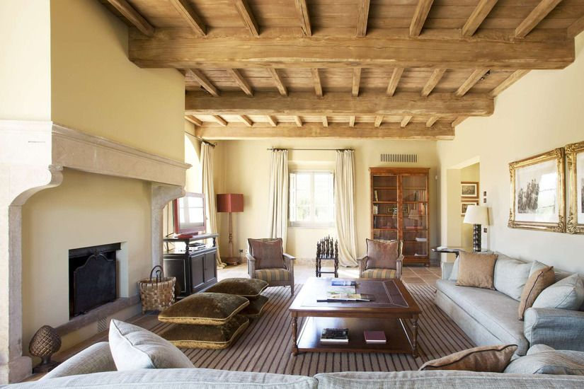 Casa Del Fiume Is Located On One Of The Oldest Estates In Tuscany, South Of  Montalcino Area, Italy In The Glorious Val Du0027Orcia.
