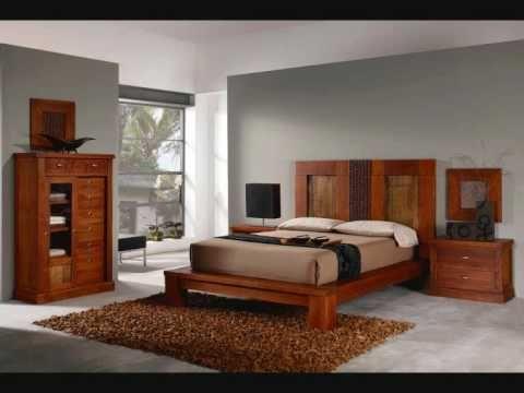 hqdefaultjpg (480×360) Recamara Pinterest Dormitorio de - recamaras de madera modernas