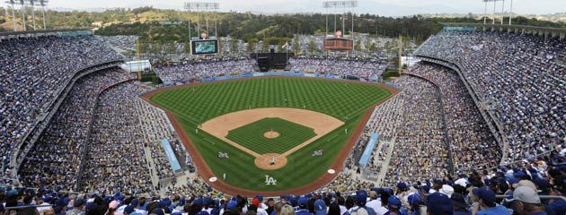 Dodger Stadium For Some Awesome Baseball Action Loving Time: Los Angeles Dodgers Stadium Map At Infoasik.co