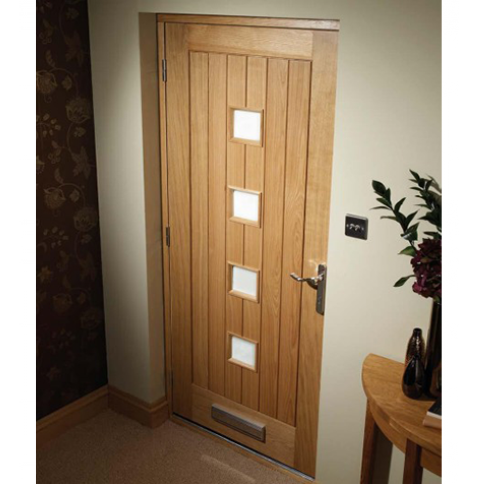 The Ultimate Curb Appeal U0026 Many Design Oak External #Doors #Homeware  #homedecor