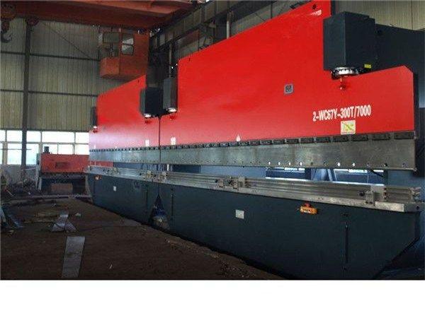 High Efficiency Cnc Sheet Metal Press Brake With 80t 2500 In Thailand Press Brake Machine Press Brake Tooling Cnc Press Brake