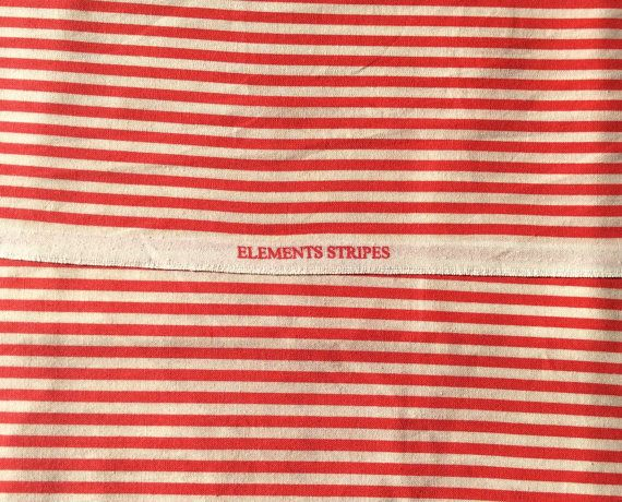 Spotlight Elements Stripes 100 Cotton Fabric Red And White Premium Quilt Craft Material 1 2 Yard Nautical Stripes Riley Blake Designs Quilt Shop