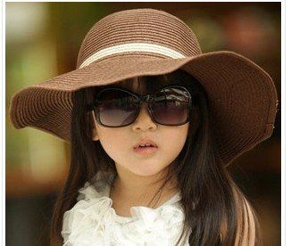 Pin By Sakthi Jo On Fashion Kids Girl Girls Sun Hat Baby Sun Hat Girl Baby Summer Hat