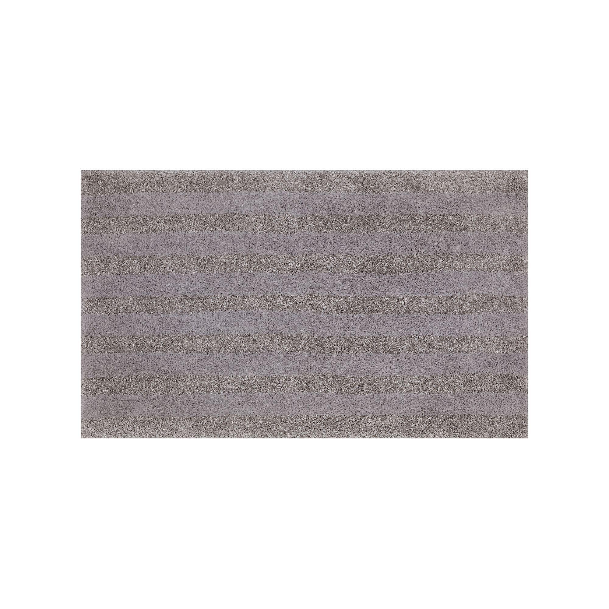Mohawk Home Hd Striped Bath Rug 24 X 40 Grey 24x40