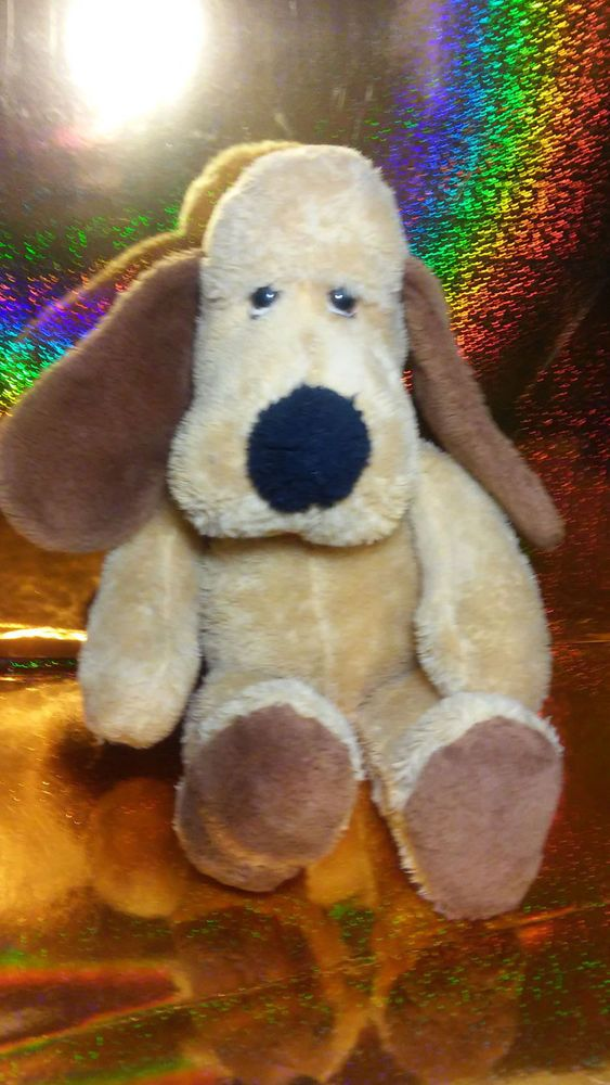 Vintage Alabama Bancorporation Henry Dog Doogan Plush Stuffed
