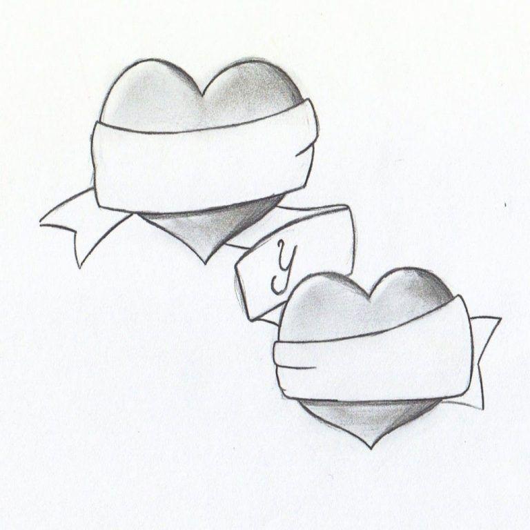 Dibujos Bonitos De Amor En 2020 Dibujos Dibujos Faciles De