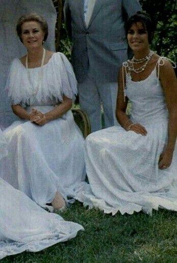 Princess Grace _Caroline | Caroline of Monaco with her Mom ...