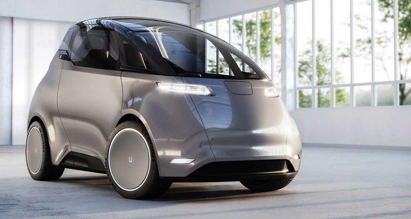 Los Microautos Son Una Excelente Opción Para La Ciudad El One Electric Del Equipo Uniti Es Un Auto Biplaza Que Recie Auto Electrico Autos Vehiculo Electrico