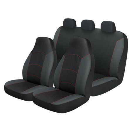 Auto Tires Seat Covers 3 Piece Low Stool