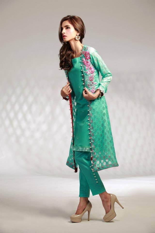 fc74eeec5 Latest Phatyma Khan Eid-UL-Azha Dresses 2015 with Prices