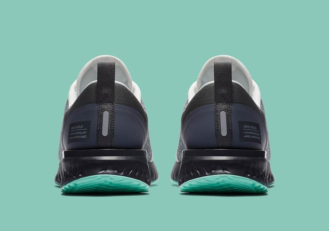 timeless design 73239 25b0b Nike Odyssey React Shield AA1635-100 Release Date   SneakerNews.com