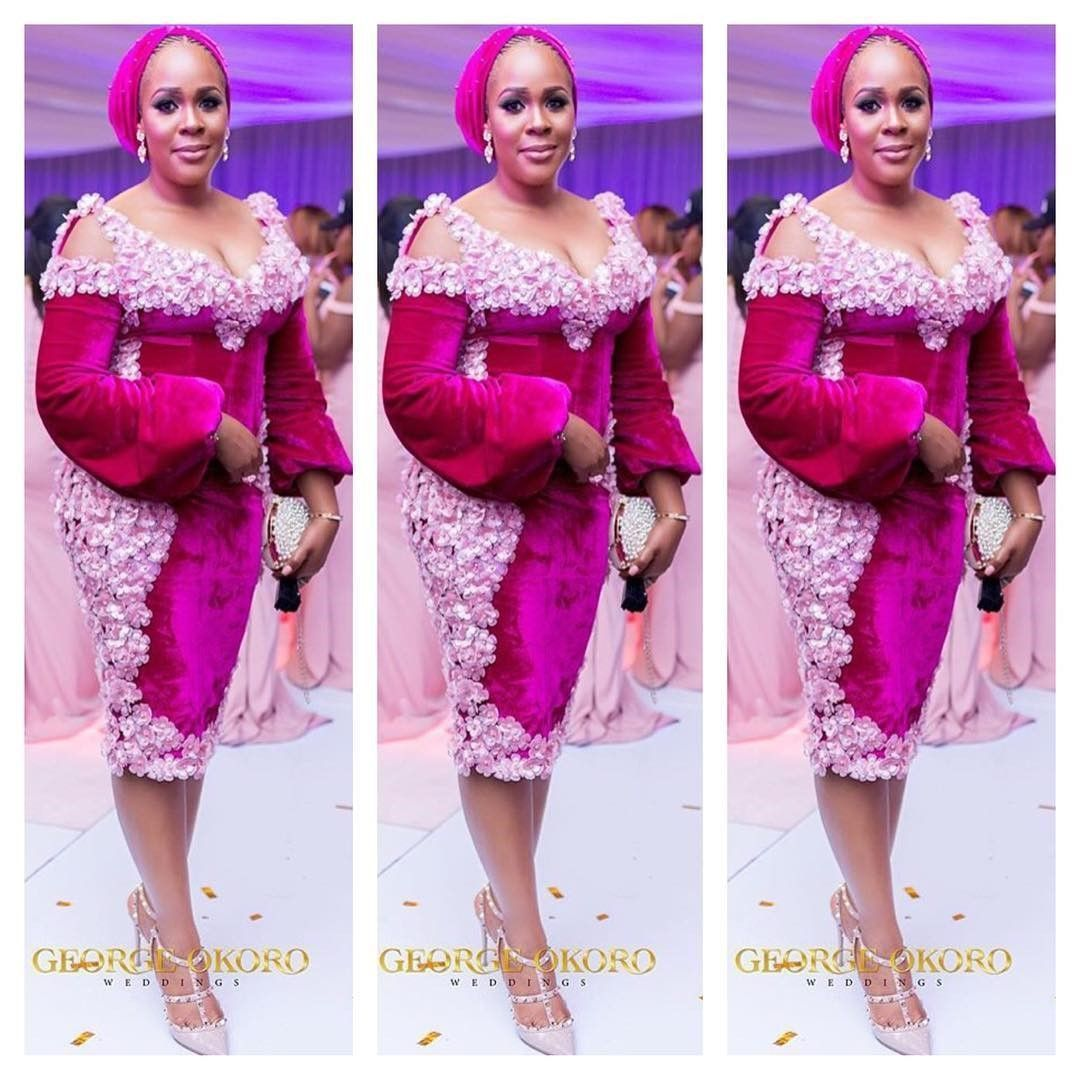 There are a number of ways to enable yourself stand out with an Asoebi style, Even if you are contemplating about what to make and slay with an Nigerian Yoruba dress styles. Nigerian Yoruba dress styles for weekends arrive in a good many patterns and designs.   The Ankara dress styles beauty of this print is that it comes in many designs and textures. Ankara will allow you make a permit of any cloth without losing the Ankara designs flair. #nigeriandressstyles There are a number of ways to enabl #nigeriandressstyles