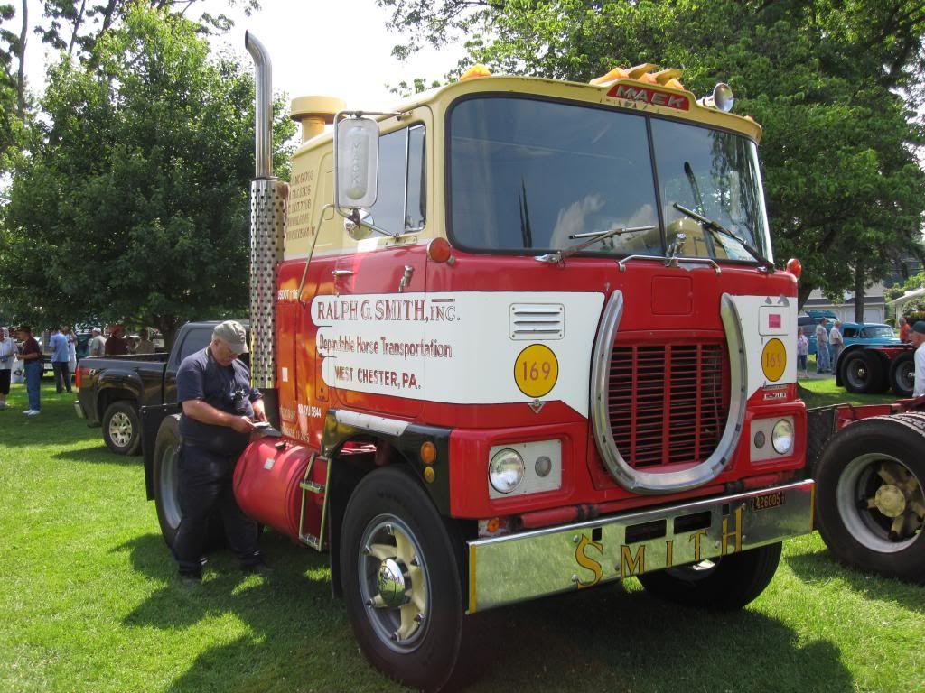 Brockway Trucks Big Trucks Brockway Big Rig Trucks