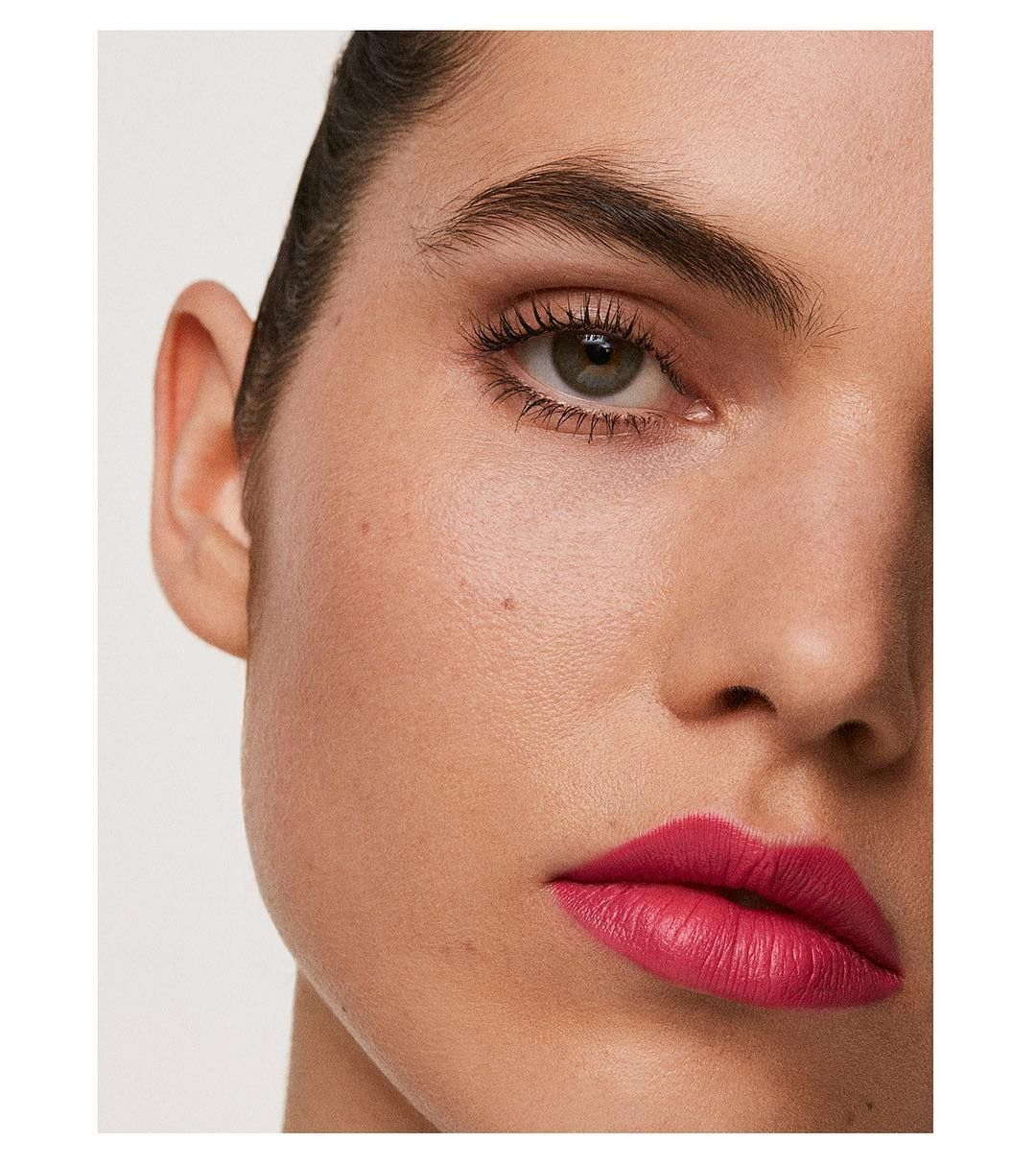 "CHANEL BEAUTY on Instagram ""Say it in pink with ROUGE"