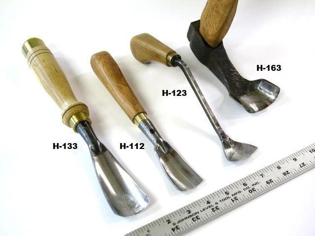 Strumenti Per Lavorare Il Legno : Starter bowl carvers gouge and adze selection tools legno