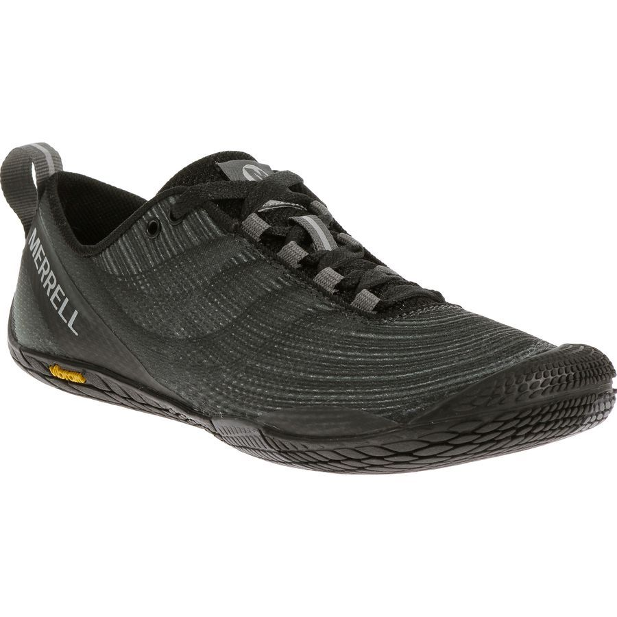 Merrell - Vapor Glove 2 Trail Running Shoe - Women's - Black/Castle Rock
