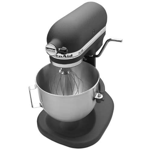 KitchenAid Pro 450 Series Stand Mixer, Imperial Black On Sale