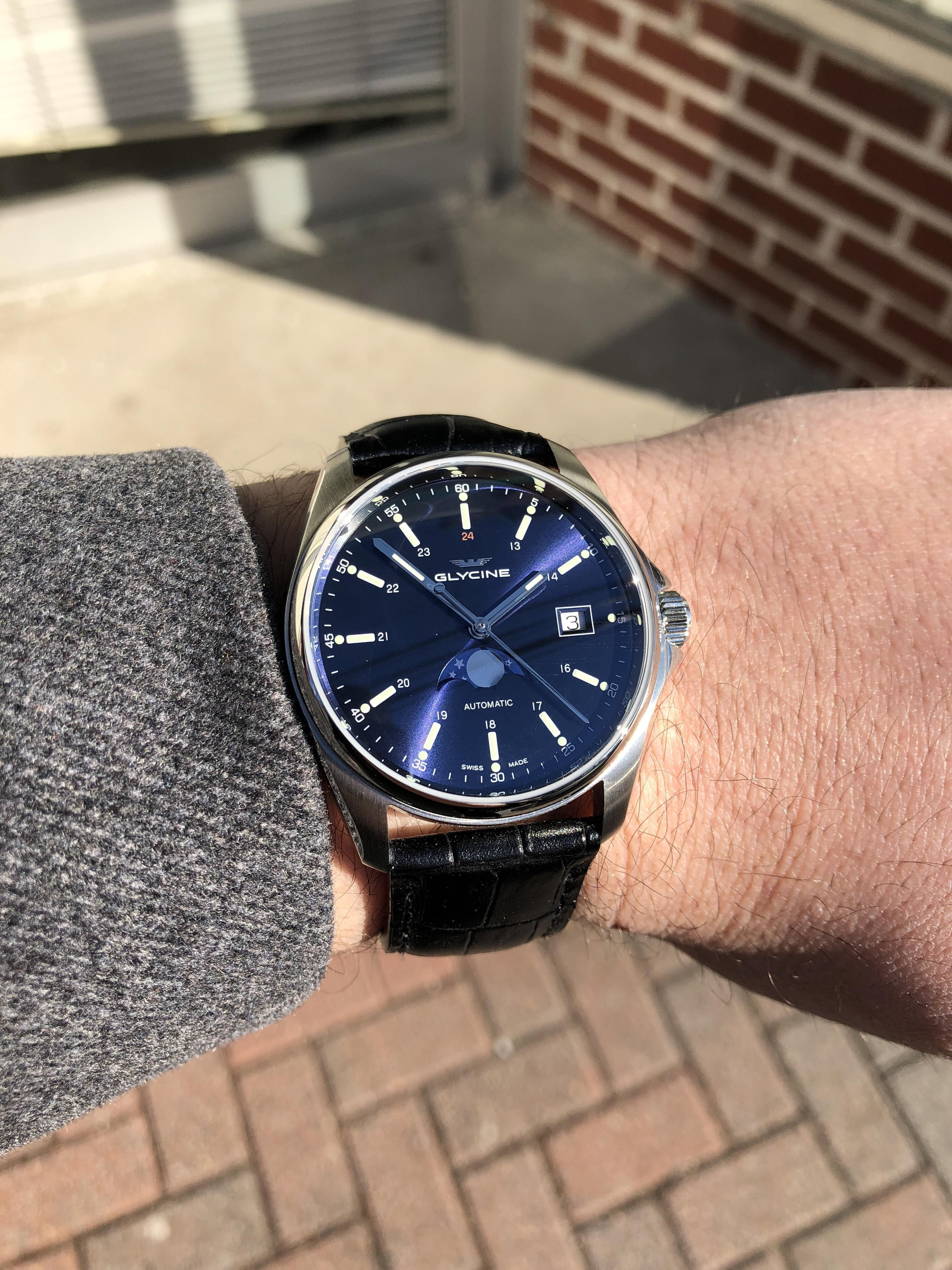 Pin by GetnHempd on Men's Watches in 2019 | Watches, Cool ...