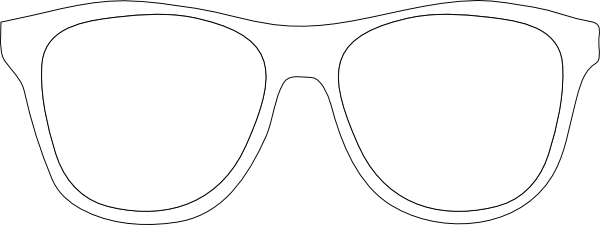 71d755cf395 Printable Glasses Template