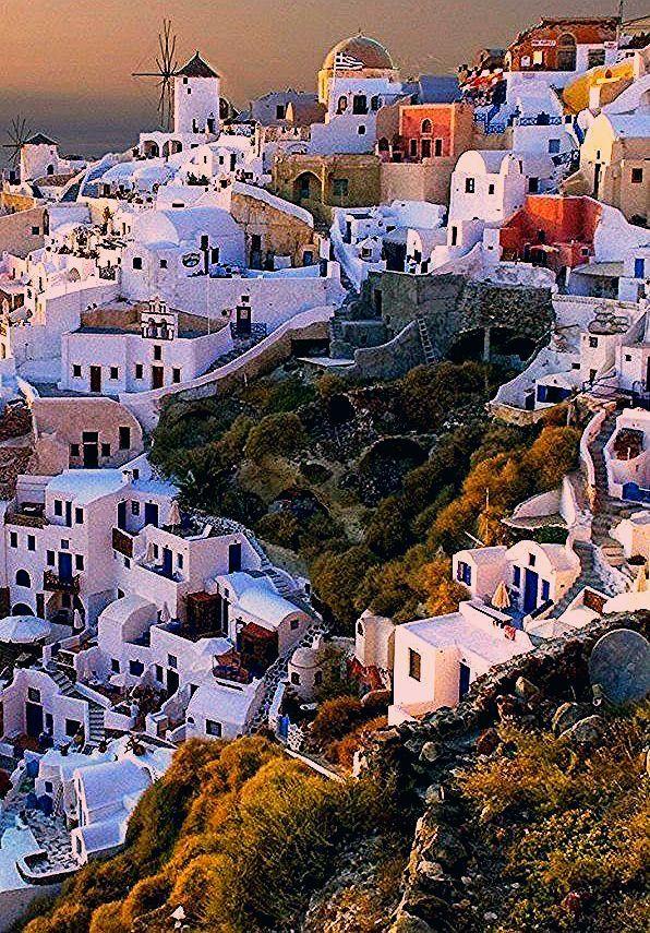 Photo of Oia, Santorini, Griechenland (DIE BESTEN REISEFOTOS)