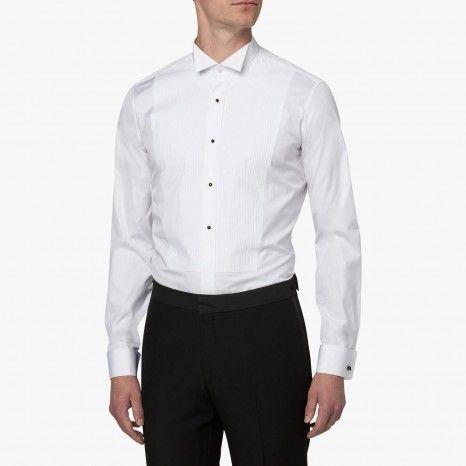 chemise col cass plastron de fursac lebonmarche vuaubonmarche ss2016 pe2016 men. Black Bedroom Furniture Sets. Home Design Ideas