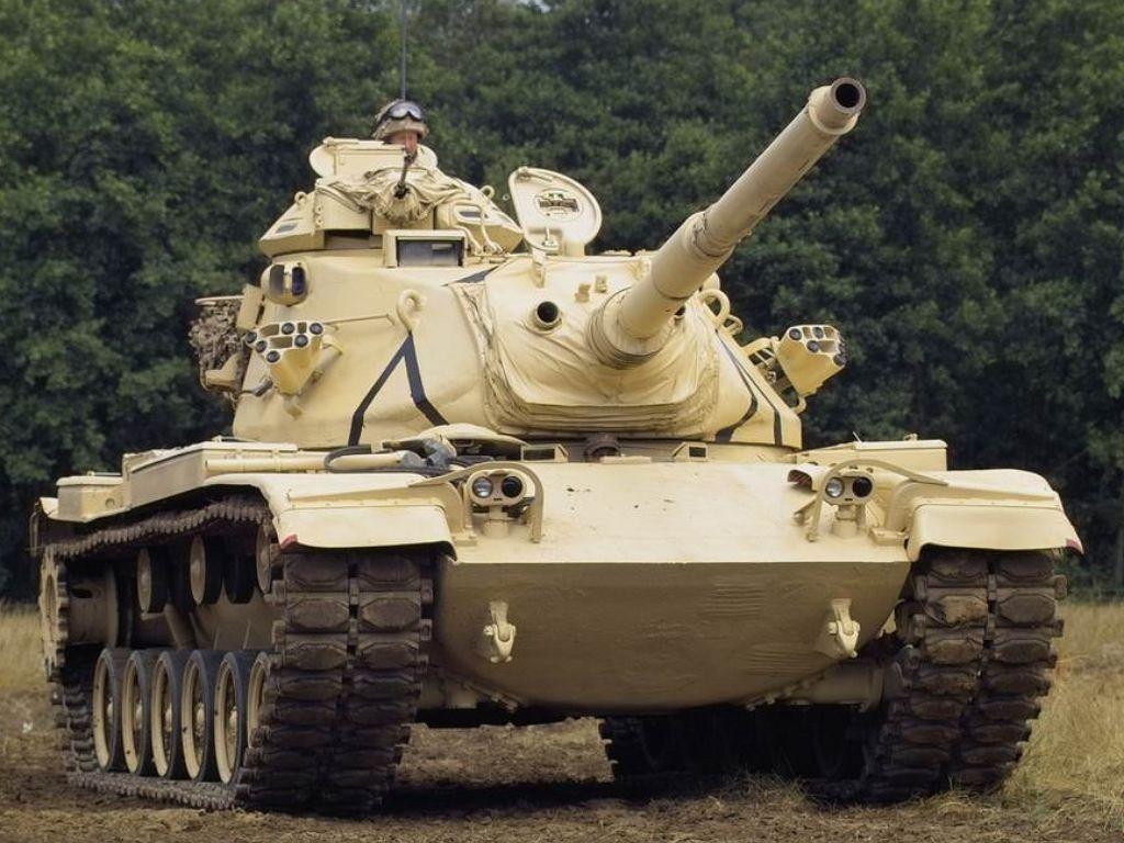 M60 A3 Patton Tank
