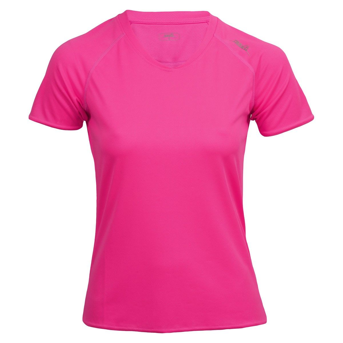 max Basic Running Shirt | Damen Laufshirt Pink | 21run