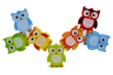 Stacking Owls - Discovery Toys | New Products! | Pinterest | Discovery toys and Toy