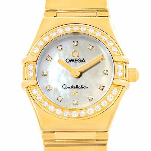 Montre Omega Constellation Pour Femme