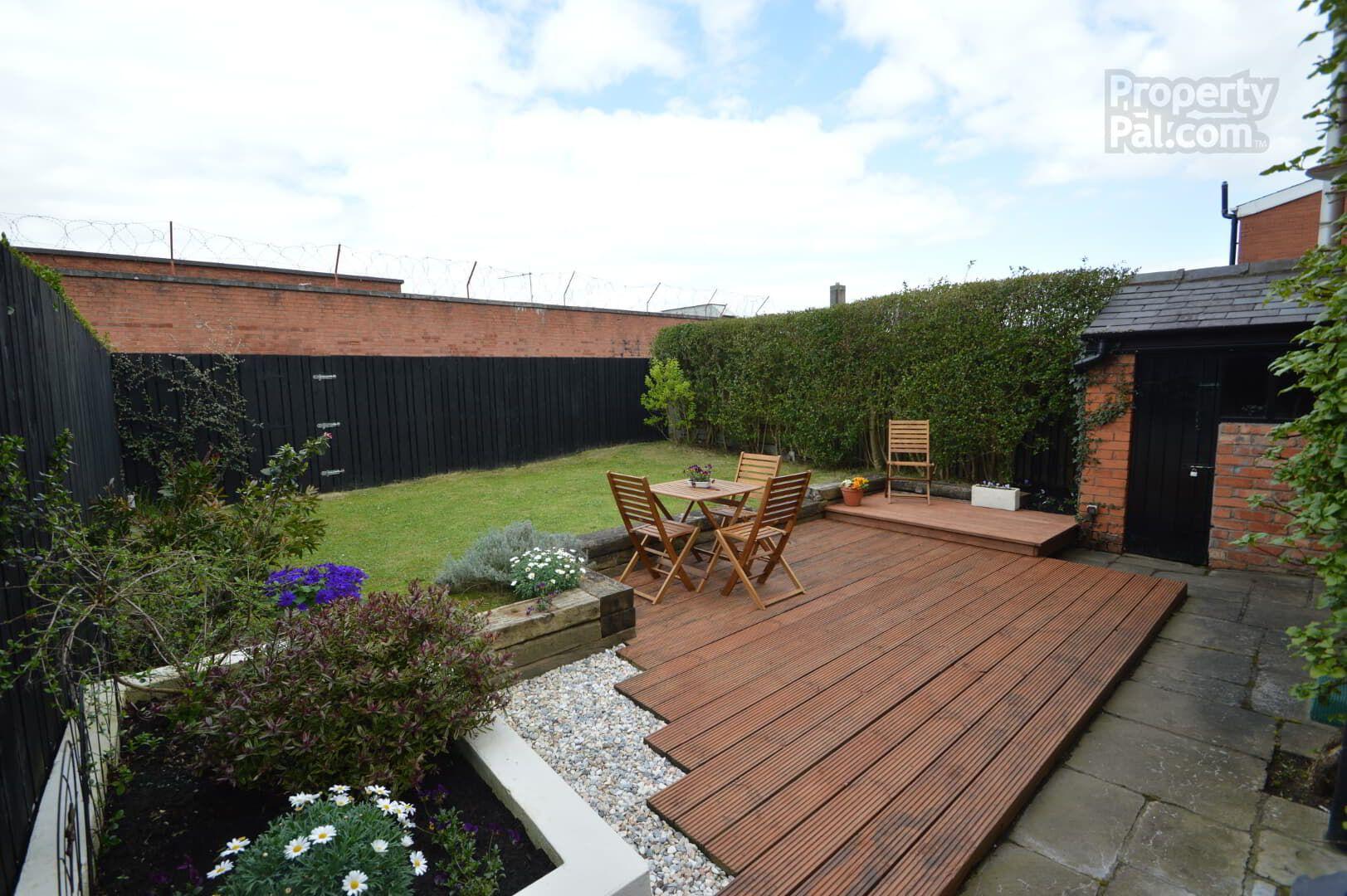 33 Kimberley Drive, Ormeau Road, Belfast | Small garden ...
