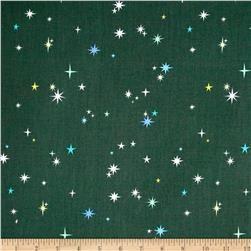 Natural History Stars Green