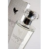 Forever 25th Edition Fragrance for Women (artnr 208) Een heerlijke frisse parfum, speciaal ontworpen voor de moderne vrouw. De fragrance is een fris bloemenboeket van magnolia, jasmijn en witte lelie. Warme, muskusachtige houtsoorten zijn toegevoegd om een zachte en vrouwelijke geur te creëren.