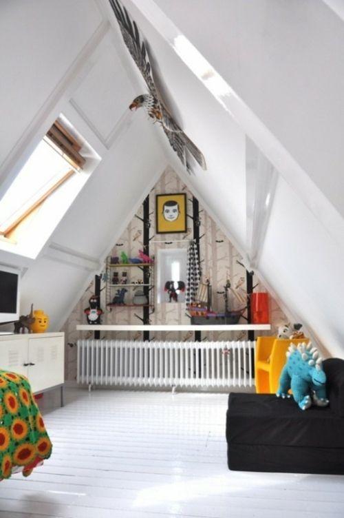 25 weiße Kinderzimmer Design Ideen - interessante und coole ...