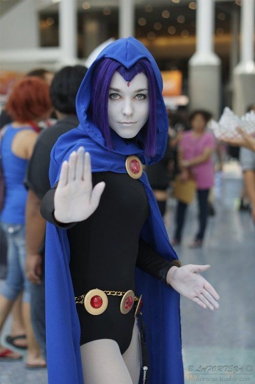 titans raven cosplay Teen